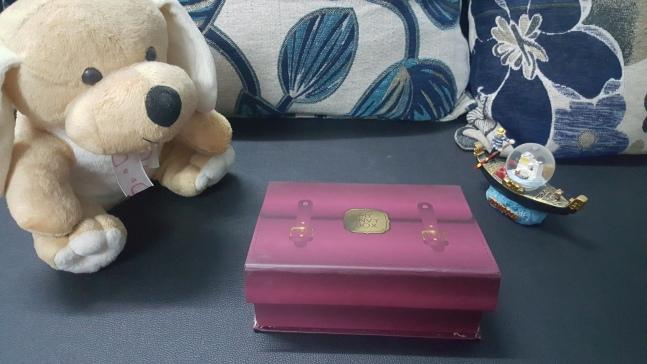Blog 129 - My EnvyBox - April 17 - 1