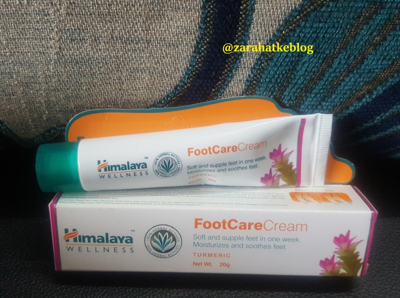 Blog 199 - Himalaya FootCare Cream - 2