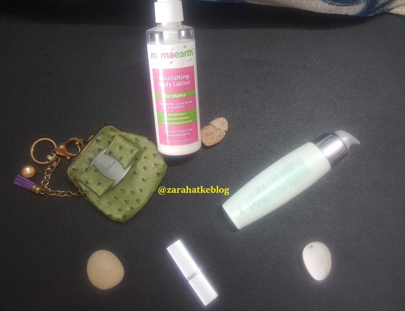 Blog 201 - Mamaearth Nourishing Lotion - 1