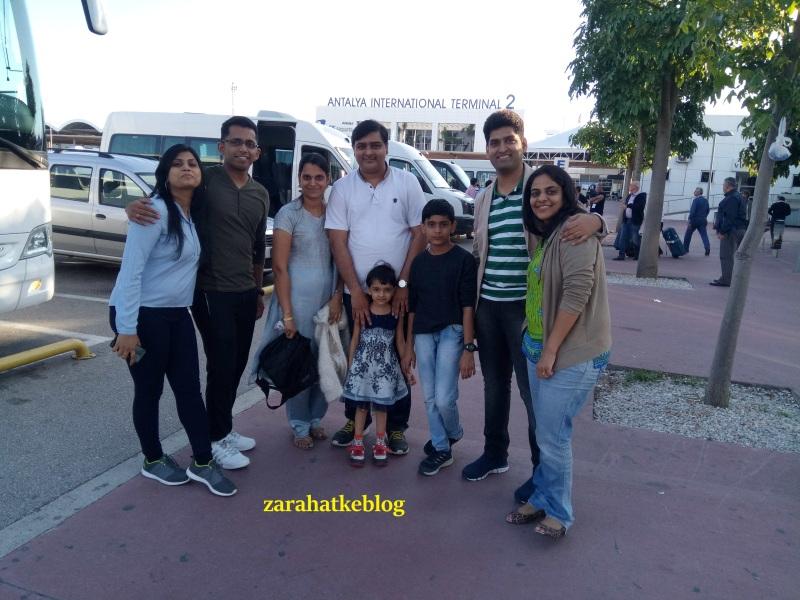 Blog 222 - Antalya - 2